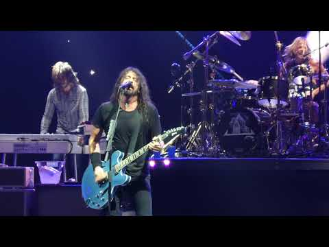"""The Sky is a Neighborhood"" Foo Fighters@Merriweather Post Pavilion Columbia, Md 7/6/18"