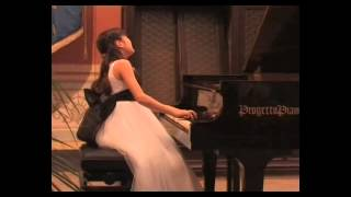Umi Garrett -Chopin: Scherzo No. 2 in B flat minor Op. 31.