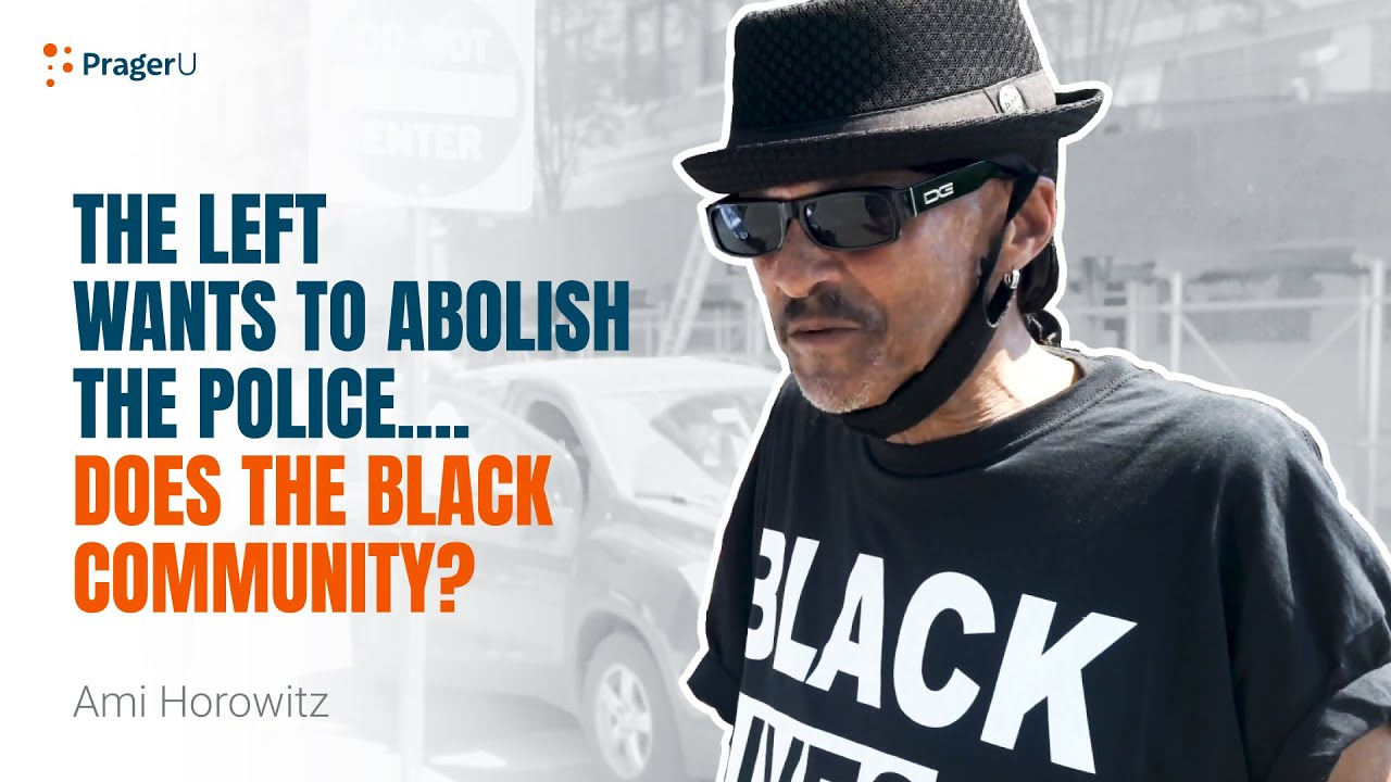 The Left Wants to Abolish the Police. Does the Black Community?