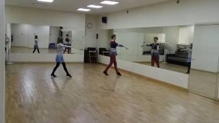 Урок по танцу Ча-ча-ча💃