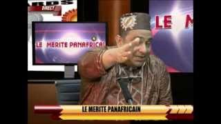 LE MERITE PANAFRICAIN DU  16  05   2014