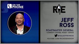 """Jeff Ross on Comedy Gives Back's """"Laugh Aid"""" Benefit