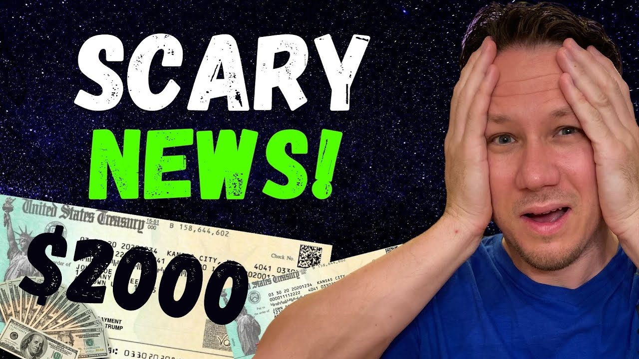 WOW SCARY NEWS!! Fourth Stimulus Check Update Today 2021 & MONTHLY STIMULUS CHECKS!