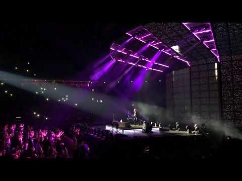 Ed Sheeran Dive Singapore Live 11/11/2017