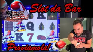 SLOT MACHINE da BAR - Proviamo la MIKE TYSON MULTIGAME🥊👨🏾‍🦲🎰 (Multigioco Bakoo)