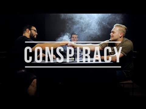 Strangers Smoke Weed and Talk CONSPIRACY THEORIES  | Stoned Philosophy S1E2