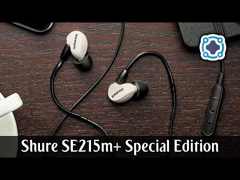 Unboxing - Shure SE215m+ Special Edition