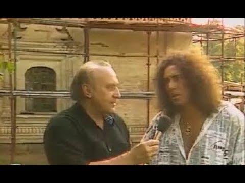 Валерий Леонтьев в программе «Споёмте, друзья. Музыкальный паром».  Иркутск, 1992 год (HD)