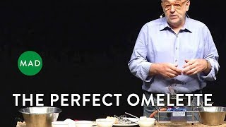 Pierre Koffmann Cooks the Perfect Omelette
