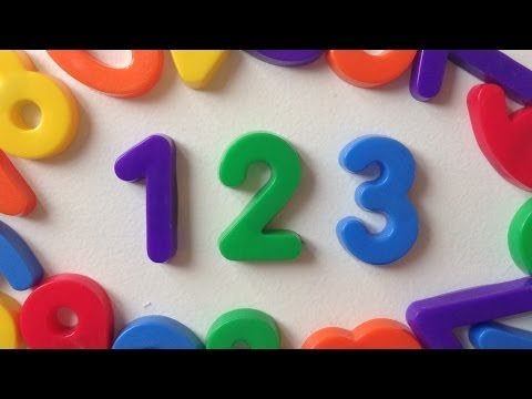Numbers Song for Children | Learn Numbers.
