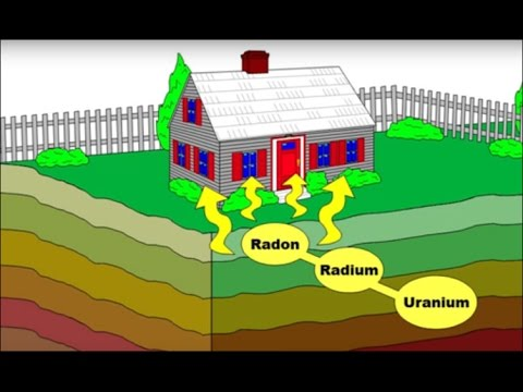 Getting Rid Of Radon In Your Home