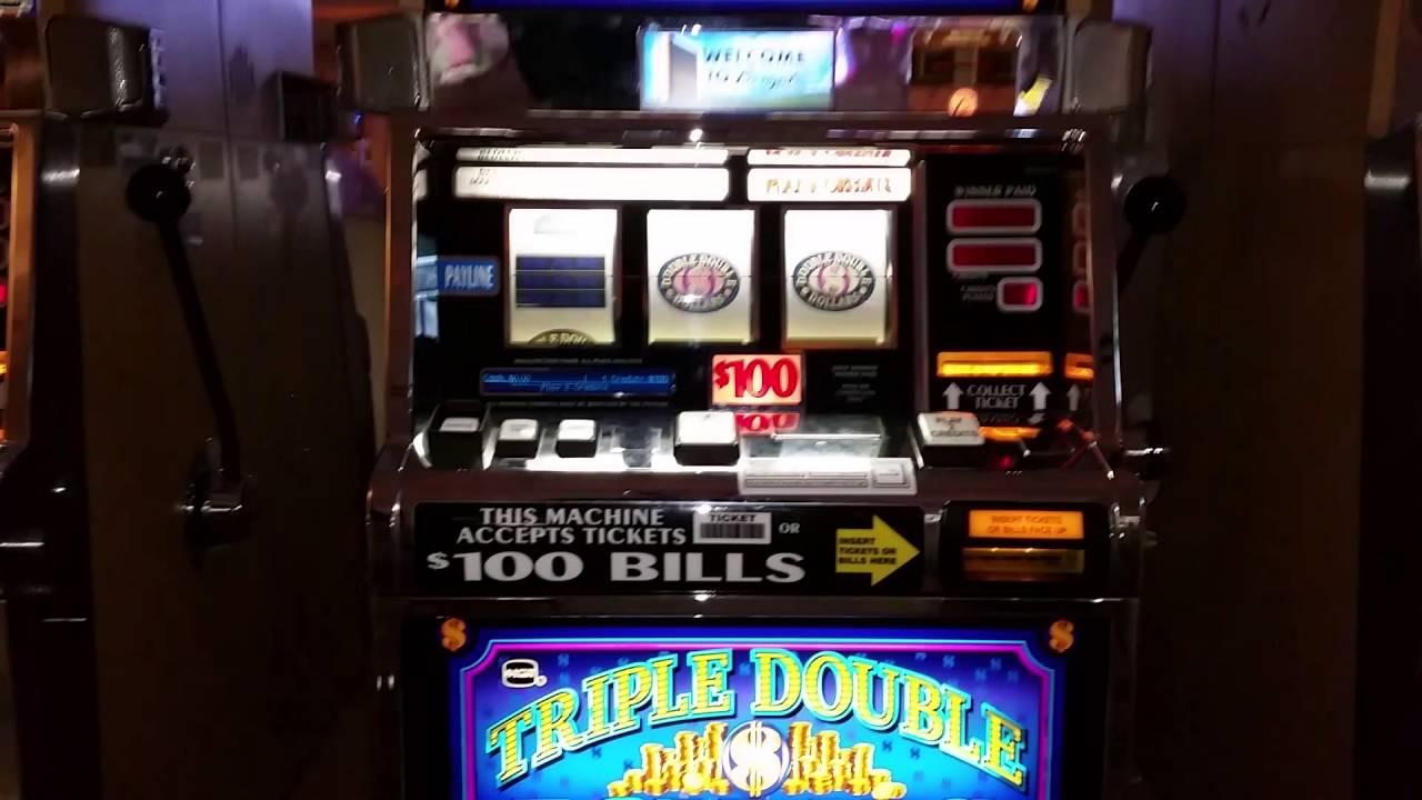 Triple double dollars slot machine borgata poker live stream