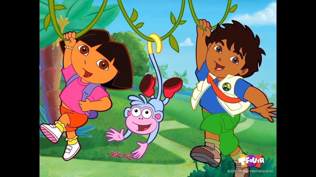 Dora the Explorer Address Book Viacom Internatioal