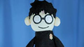 Harry Potter personally welcomes you. Yes, you.
