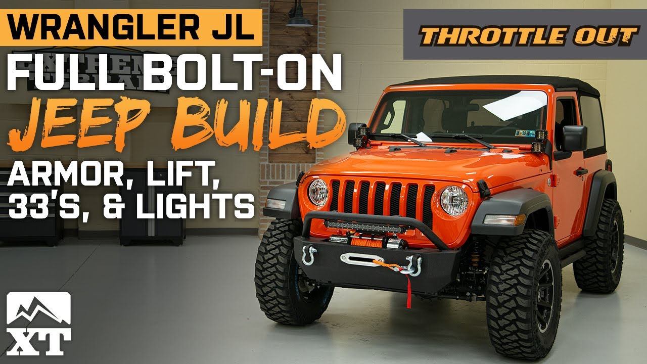 2018 Jeep Wrangler Jl Trims Explained Differences Between Sport Sahara And Rubicon Youtube
