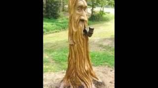 Gene Webb Woodcarving Gallery
