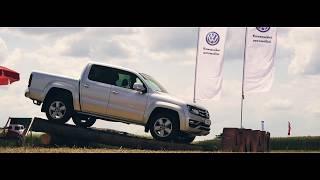 Комерційні автомобілі Volkswagen на Міжнародних днях поля 19-21 червня 2019р.