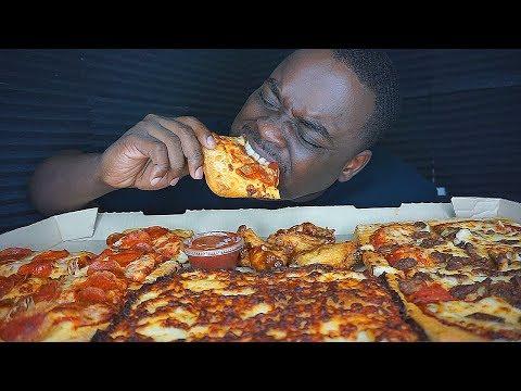 He Gave The Pizza Hut Girl His Number | Road Trip pt.1из YouTube · Длительность: 6 мин44 с