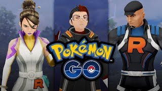 So besiegt man Sierra, Arlo & Cliff (Team GO Rocket Update) | Pokémon GO Deutsch #1195