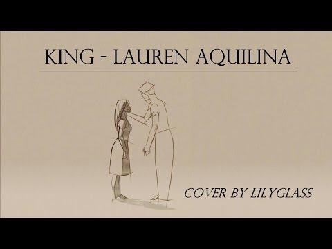 King - Lauren Aquilina [cover]
