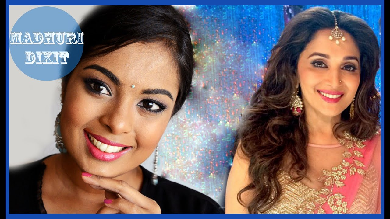 Madhuri Dixit Makeup In Jhalak Dikhhla Jaa Chit Chat Get