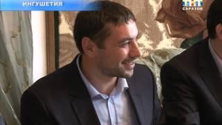 Свадебные традиции в Ингушетии