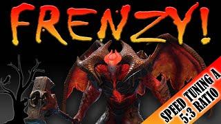 FRENZY! | Speed Tuning 5:3 Ratio | Raid Shadow Legends