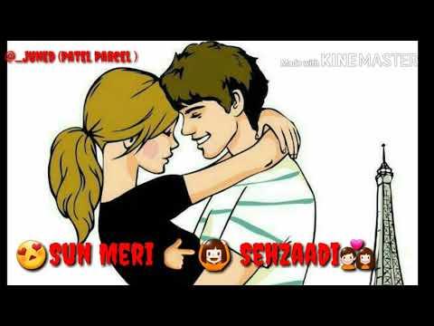 Whatsapp Status Video Saaton Janam Main Tere Saath Rahuga Yaar Dilwale By Juned Shaikh