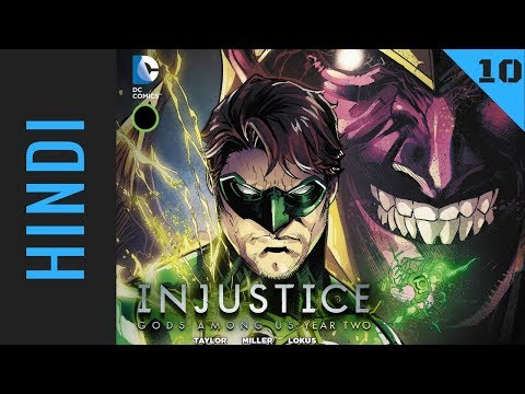 INJUSTICE: Gods Among Us Year 2 | Episode 10 | DC Comics in HINDI