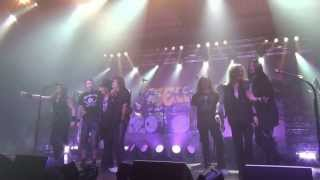 Helloween Kaufbeuren 12.4.2013 Full Concert Live - part 8 of 8 (Full HD)