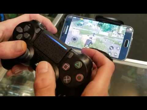 How To Play PUBG MOBILE With A PS4, XBOX, And Nintendo Switch Controllers. **SUPER EASY** (Android)