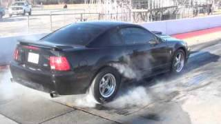 Eaton Swap Mach 1 Mustang 11.29@122.86mph