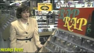 "CBS NEWS SPECIAL: ""Gangsta Rap"" Lyrics UNDER ATTACK In The Early 90"