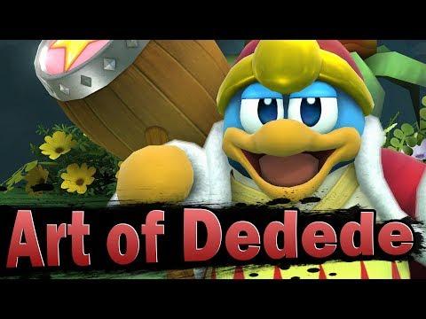 Smash 4: Art of Dedede