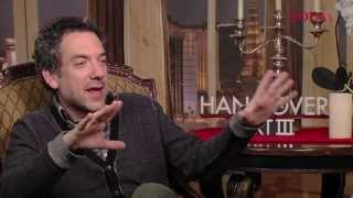 Todd Phillips talks to TODAY about The Hangover III