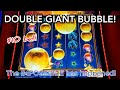 DOUBLE GIANT BUBBLE on High Limit Ocean Magic Grand!  Plus a Handpay on Double Blessings!