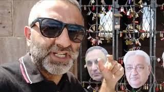 """""""Polisin basqın etdiyi otelin sahibi erməninin kürəkəni çıxdı"""""""