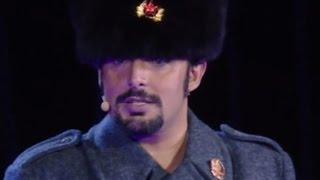 Enrico Brignano - La rivoluzione russa