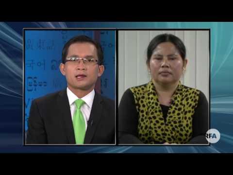Interview Bo Chhorvy over Tep Vanny Case