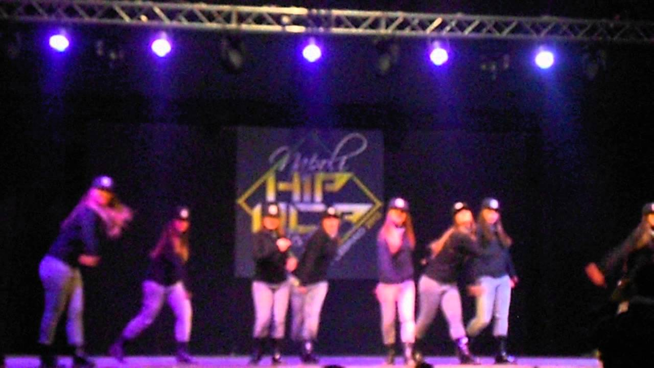 Cubosport.eu - Danza - Hip Hop Festival Napoli - Gruppo Queen Hazard (17-02-2013)