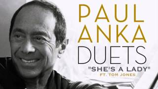Watch Paul Anka Shes A Lady video