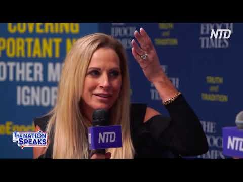 Karyn Turk Talks to NTD News- Epoch Times