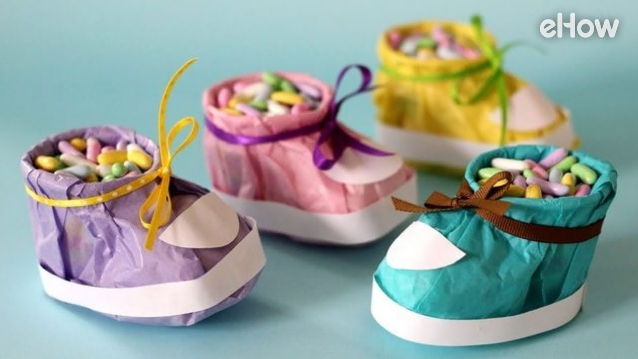 4 Creative Diy Baby Shower Decorations Youtube