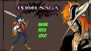 Análise Ixion Saga DT (ANIME/ROCK/JOGO)