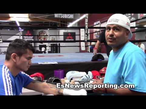 robert garcia never won a national in the amateurs but won a world title as a pro - EsNews