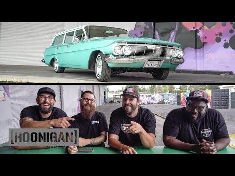 [HOONIGAN] DT 053: 1961 Chevy Wagon (Bonus Hoonigan Q&A)