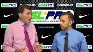 USL PRO Weekend Preview -- August 15, 2014