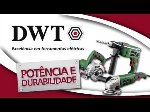 DWT - Excelência em ferramentas elétricas