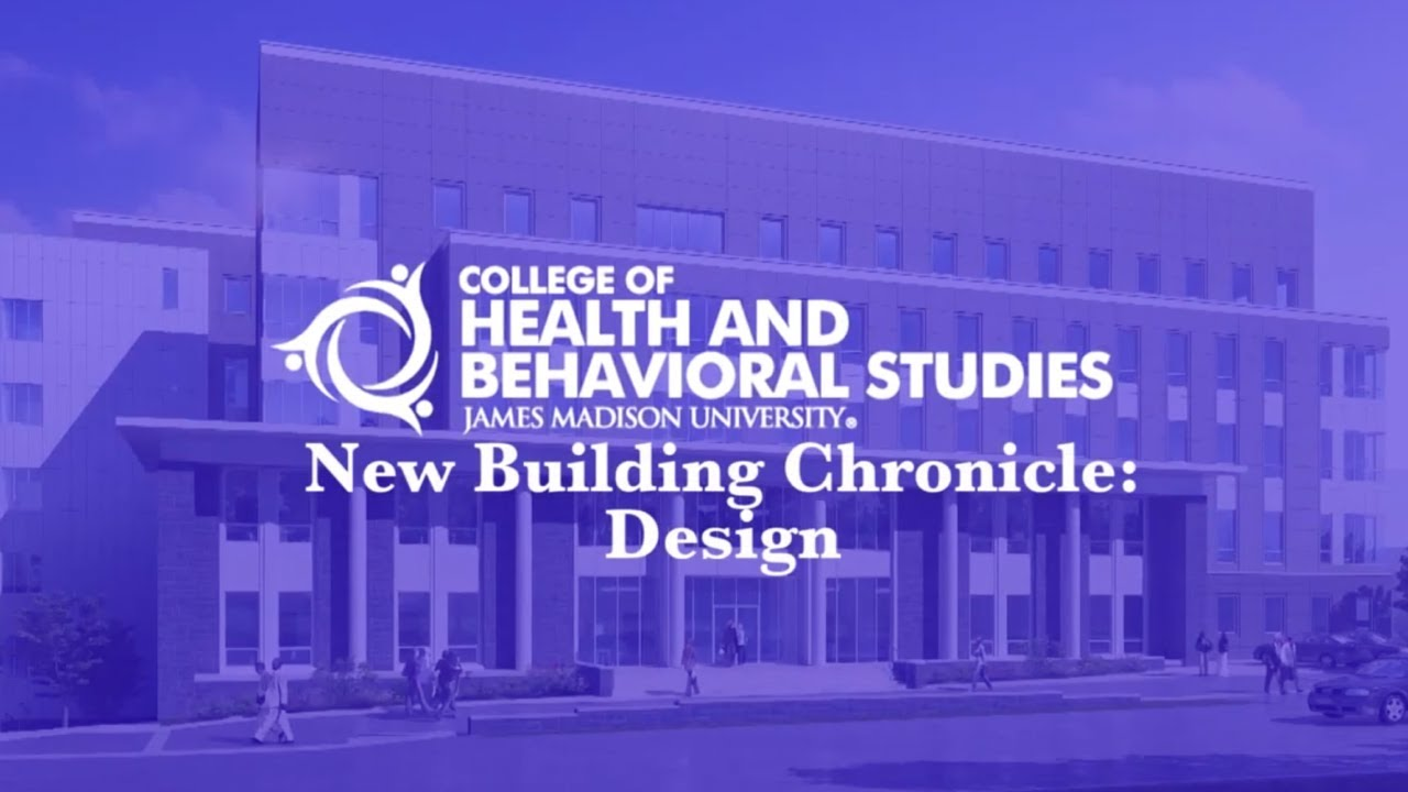 Superb JMU CHBS Building: Design