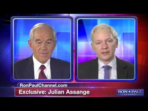 Julian Assange talks to Ron Paul part 3